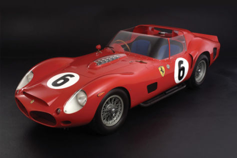 Ferrari 330 TRI/LM Le Mans 1962