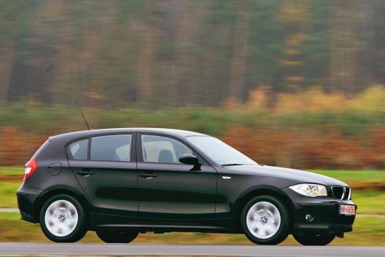 Ein jugendlicher Typ ohne auffällige Mängel: Rund drei Jahre nach seiner Markteinführung steht der kleinste BMW recht gut da.
