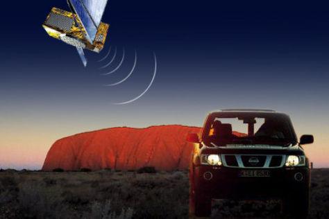 GPS Raser Geschwindigkeitsüberschreitung