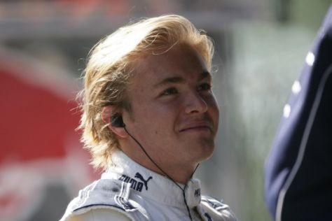 Formel-1-Interview: Nico Rosberg