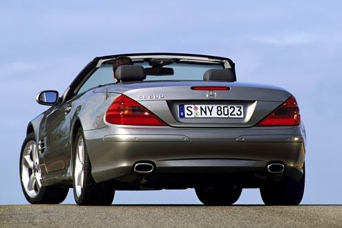 Mercedes-Benz SL 600