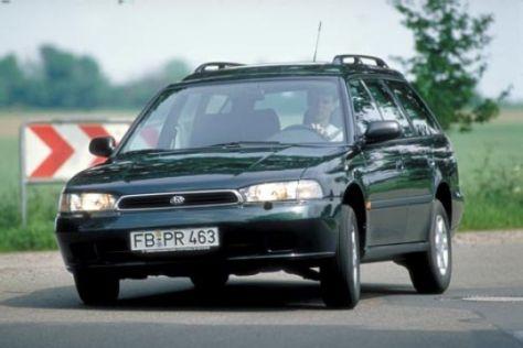 Gebrauchtwagen-Test: Subaru Legacy (1989-1998) - autobild.de