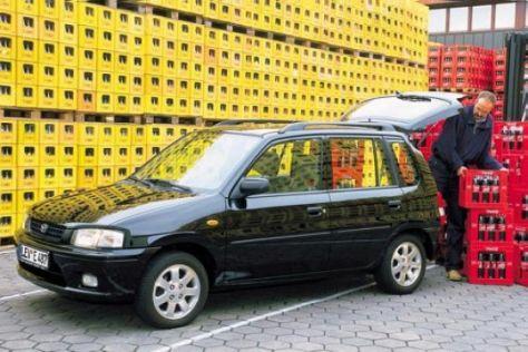 gebrauchtwagen-test: mazda demio - autobild.de