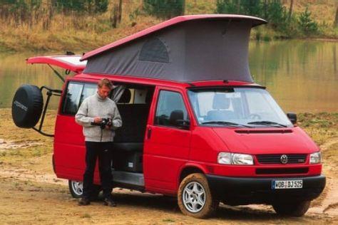 VW California Xxl >> VW T4 California Coach 2.5 TDI syncro - autobild.de