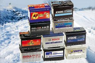 Zehn Autobatterien im Labortest