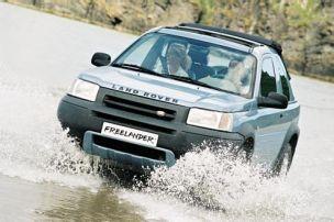 Land Rover lässt sich kalkulieren