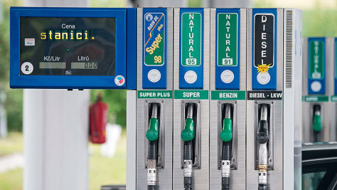 Tanken im Ausland: Spritpreise, Bezeichnungen, Tipps