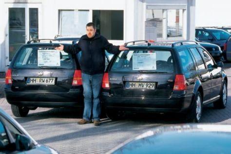 gebrauchtwagen test vw bora   autobildde
