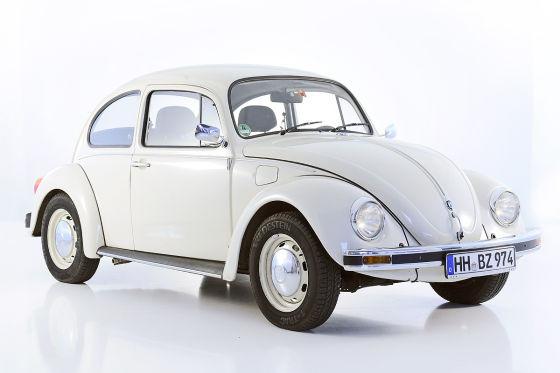"""VW Käfer """"Última Edición"""":"""