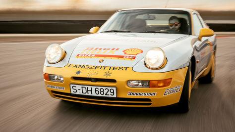 Test: Porsche-Klassiker mit Vierzylinder