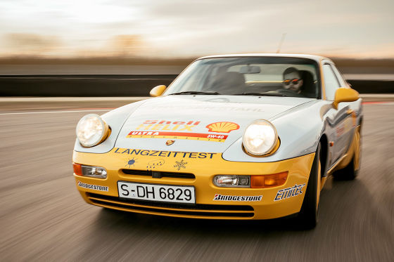 Porsche mit Vierzylindermotoren