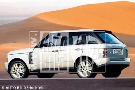 Baby Range Rover