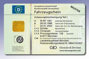 Der digitale Auto-Ausweis