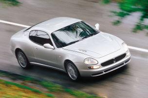 Teure Maserati-Klassiker