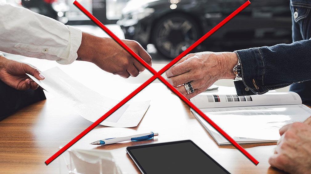Autoleasing-Vertrag: Vorzeitiger Ausstieg