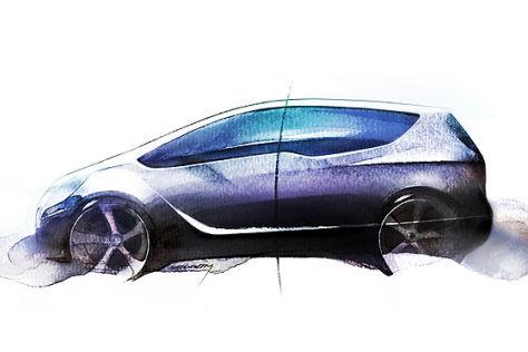 Opel Meriva Concept (2008)