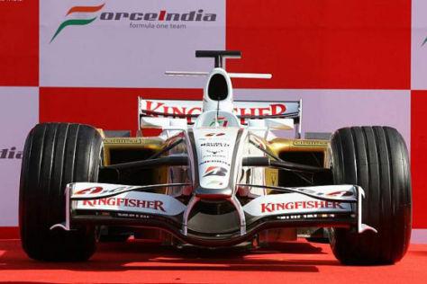 Force India VJM01