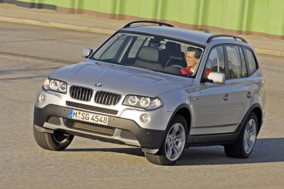 BMW X3 2.0 i