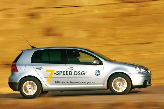 VW Golf 1.4 TSI DSG