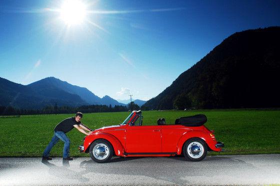 VW Käfer 1303 Cabrio