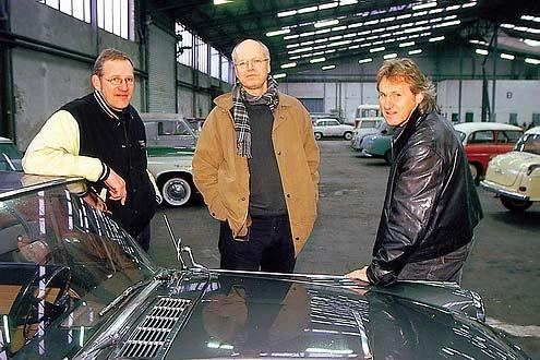 Borgward-Rettung