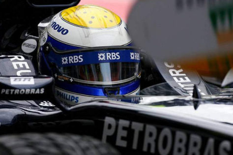 Nico Rosberg, Williams Toyota Formel 1