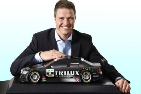 Ralf Schumacher, DTM Mercedes C-Klasse