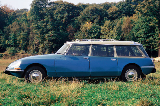 Citroën DS Break