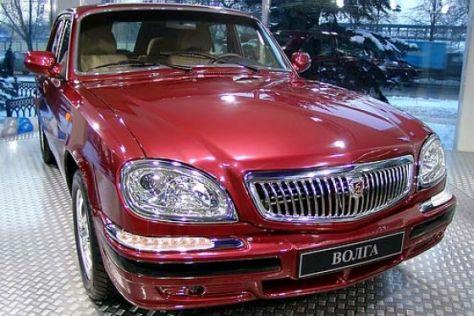 Ein neuer Volga - autobild.de