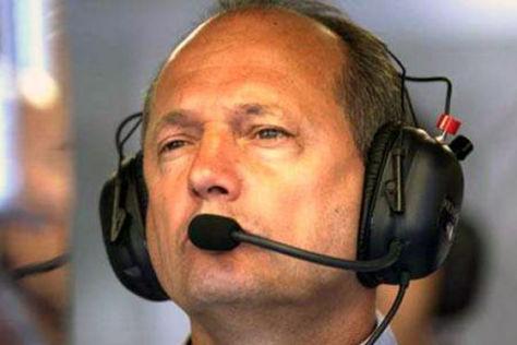 Ron Denis, McLaren-Mercedes