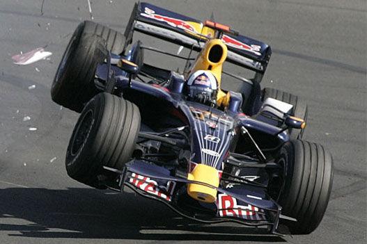 Formel 1, Australien 2008, David Coulthard