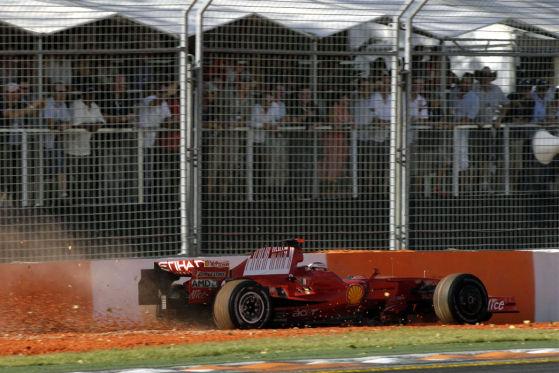 Formel 1, Australien 2008, Kimi Räikkönen