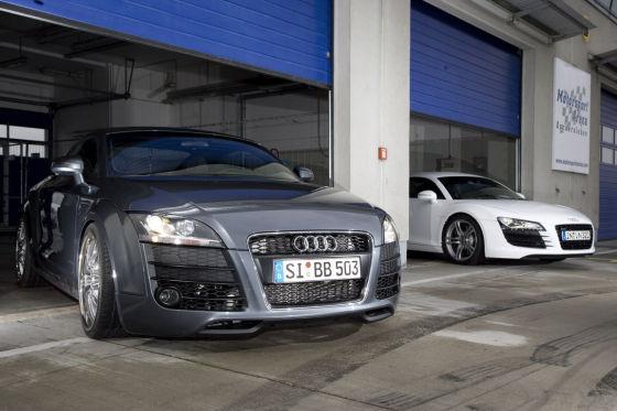 Audi R8 B&B TT 500