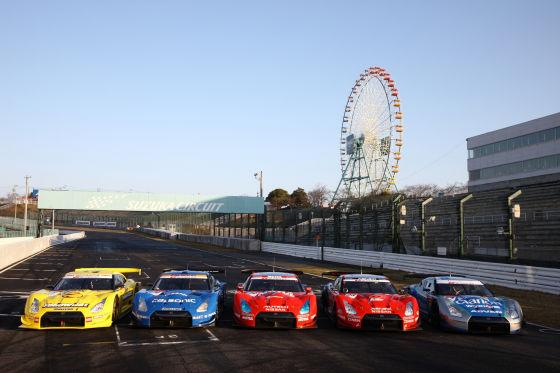 Die Nissan GT-R Armada