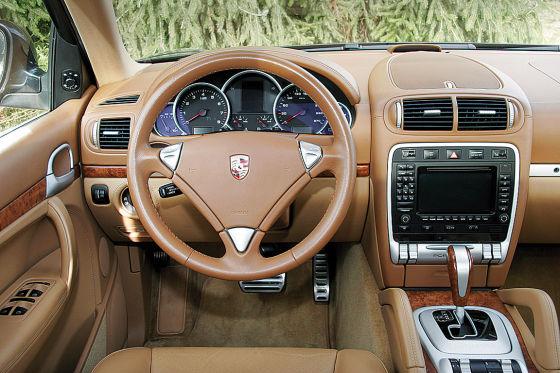 Gebrauchtwagen Porsche Cayenne