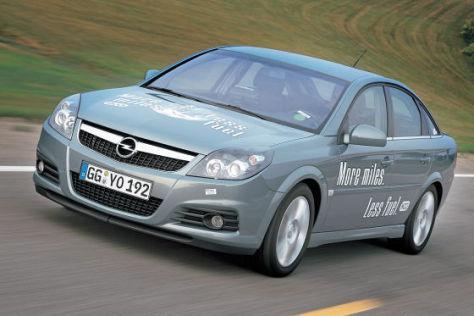 Opel Vectra HCCI