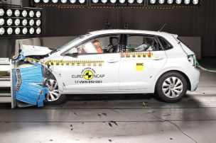 VW Polo: Euro NCAP-Crashtest 2017