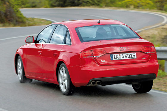 Audi A4 1.8 TFSI