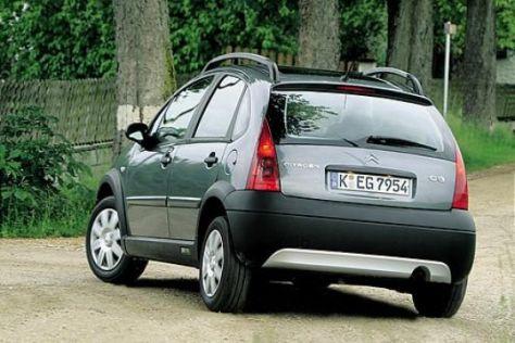 Citroëns kleiner Pfadfinder - autobild.de