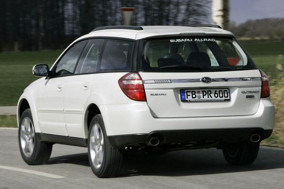 Subaru Outback 2.0 D