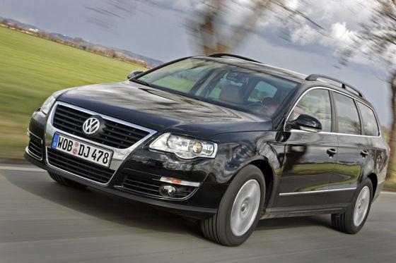 Volkswagen VW Passat Variant  2.0 TDI 4Motion