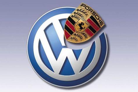 VW Porsche Logo