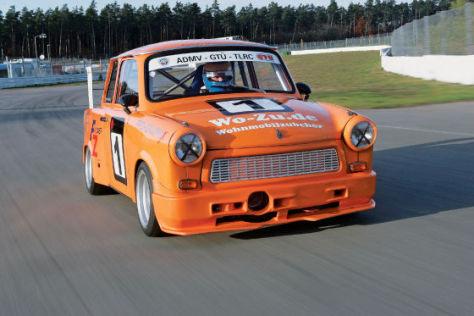 tracktest trabant 601 aus dem trabant lada racing cup. Black Bedroom Furniture Sets. Home Design Ideas