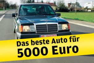 Die Besten bis 5000 Euro