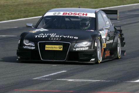 DTM 2008 Oschersleben, Timo Scheider, Audi A4 DTM