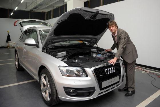 Audi Q5 Premiere
