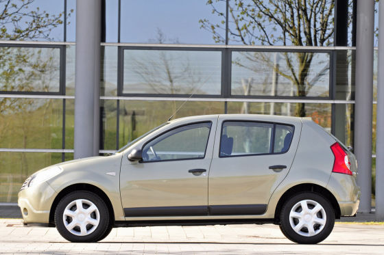 Dacia Sandero 1.4 MPI