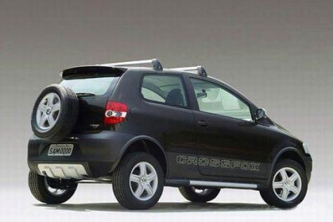 Kleines Volks-SUV für Brasilien - autobild.de