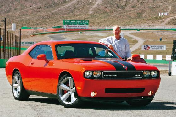 Zu Kalifornien passt der Challenger natürlich wie die Faust aufs Auge.