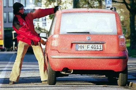 Frostschutz Für Die Gummis Autobildde